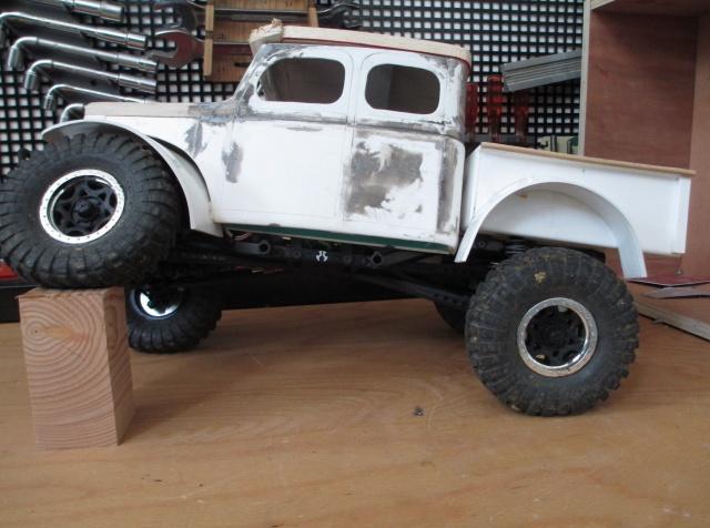 Futur projet, Dodge Legacy power wagon - Page 3 764789IMG1465