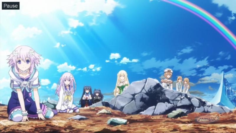 Panorama : Les séries animées qui ont débuté en juin au Japon 765207CommieHyperdimensionNeptuniaTheAnimation126B48E401mkvsnapshot182920130929230658