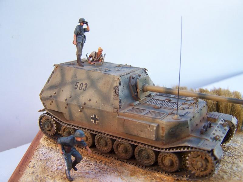 Sdkfz184 Ferdinand Koursk 1943 7655541005277