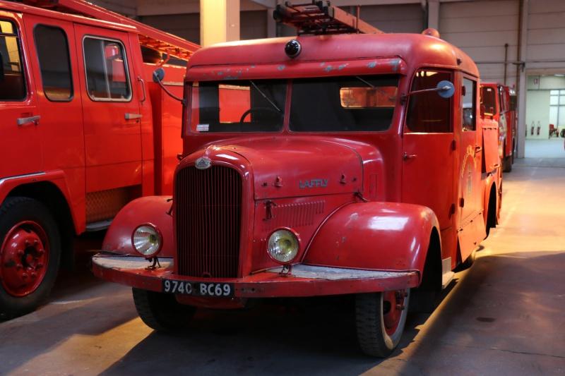 Des camions à gogo....Musée des sapeurs pompiers de Lyon 765562IMG6506