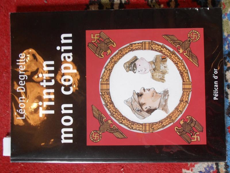 Livre Leon Degrelle Tintin mon Copain  765576P6260001