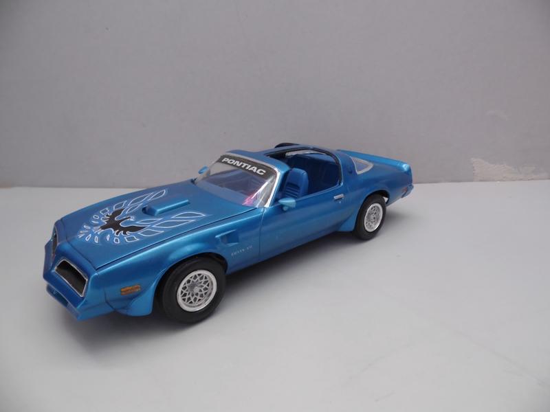 Pontiac Trans-am '78 -1000 jours- 765582SAM7133