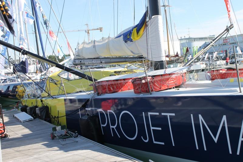 Visite du village et du ponton du Vendée Globe le 25/10/16 766573IMG4538