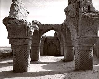 Dans le nord de l'Afghanistan, les mystères de la mosquée des Neuf Dômes 766613IMG10823