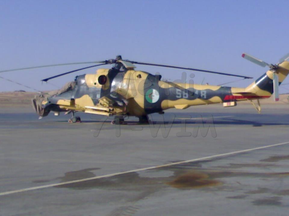 صور مروحيات Mi-24MKIII SuperHind الجزائرية 767001Pictures00001