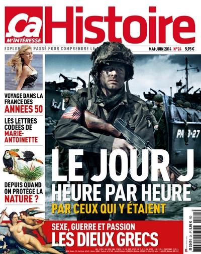 Éthique militaire chez les sauvages Francs Maçons d'Occident  767263CaMinteresseHistoireN24MaiJuin2014