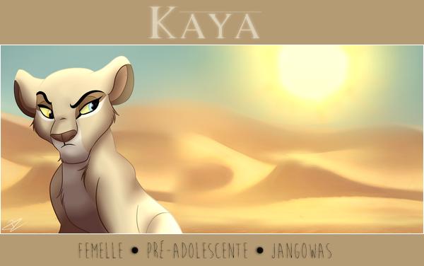 • Wema • Kaya • Tadewi & Lewa: Demande de liens & rps 767331Kayajjjj