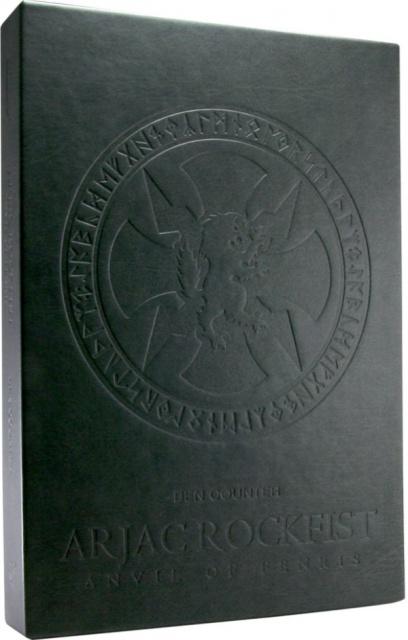 Arjac Rockfist: Anvil of Fenris de Ben Counter 767803arjacleslip