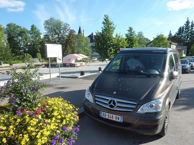 GRAND TOUR DE LA SCANDINAVIE EN 60 JOURS ET 12000 KMS FINLANDE 768086P1130295