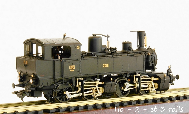 Les locomotives à vapeur articulées 768337Bemo020020T76812R