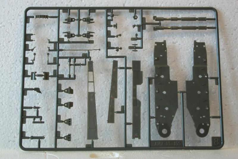 AMX 13 canon de 155 - (Réf. L782) 1/35 768575AMX13155782017Heller135