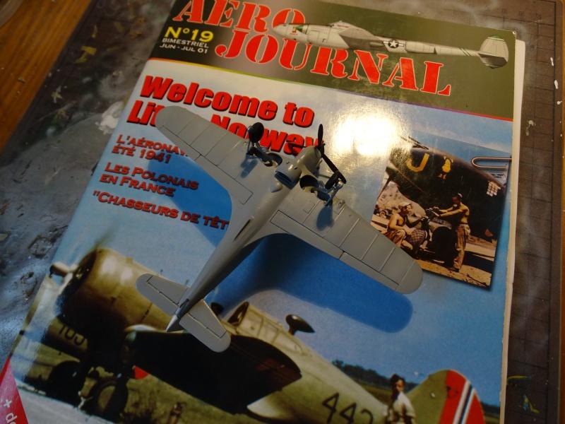 Morane Saulnier MS 406 GC I/2 Damblain Sgt Antoni Beda Avril 1940 768707DSC01312