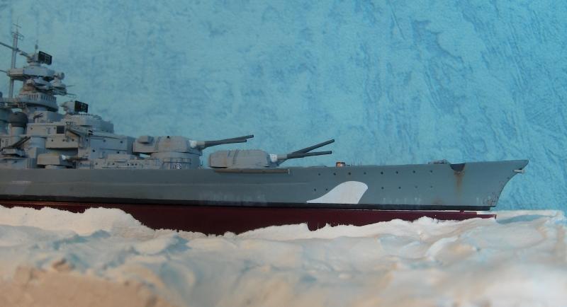 Bismarck 1/700 [Trumpeter] - Page 4 769063HPIM2172