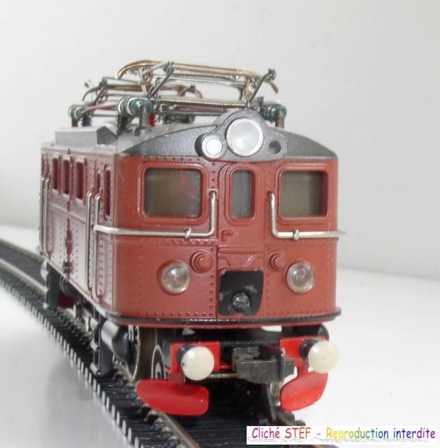 Les machines D/Da/Dm/Dm3 (base 1C1) des chemins de fer suèdois (SJ) 769174Fleishmann1D1SJP1010547R