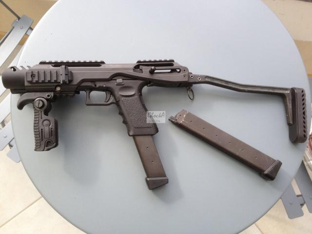 Kit carabine K.P.O.S pour Glock (Copie modèle FabDefense-Génération 1) 770367IMG6078