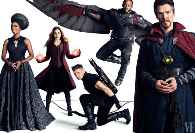 Avengers : Infinity War - 2018 - Page 5 7704652384446617290463004481984164057364469896943n