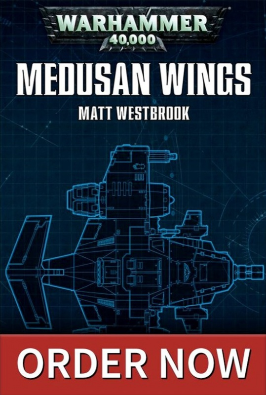 Medusan Wings de Matt Westbrook 7707938212