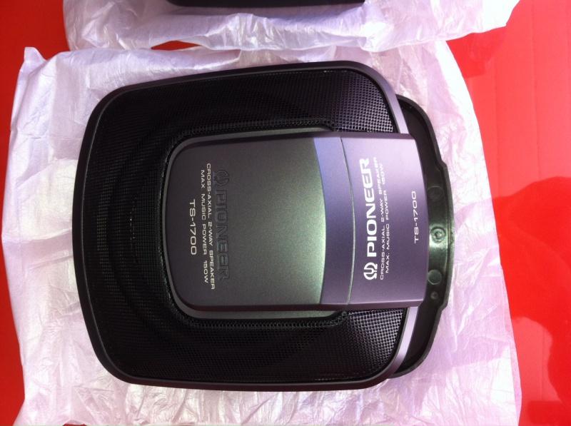 (vendus) PIONEER TS-1700 NEUFS EN BOITE 770818photo238