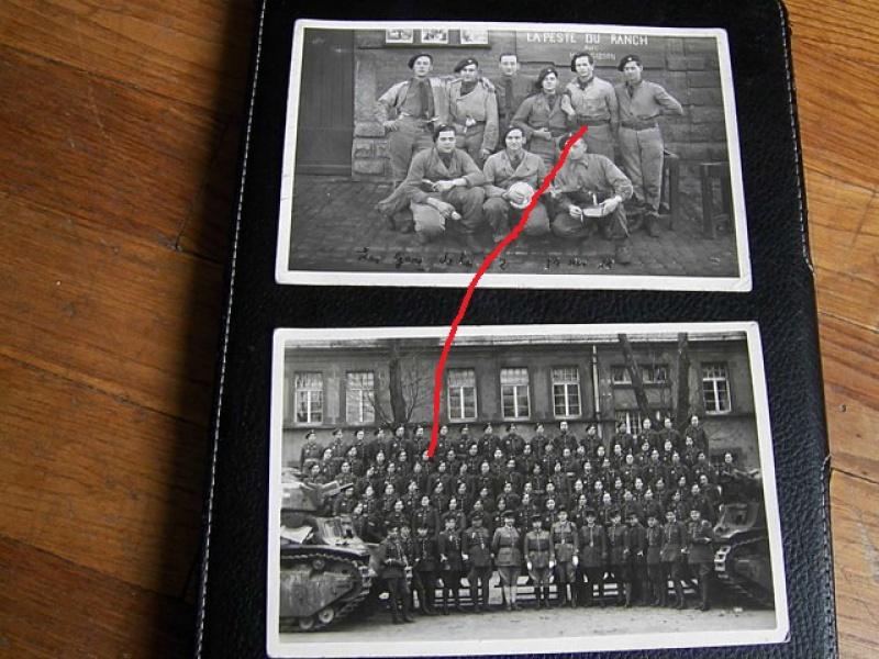 Le 507° RCC 1938/1939 : les chars 771172photo3