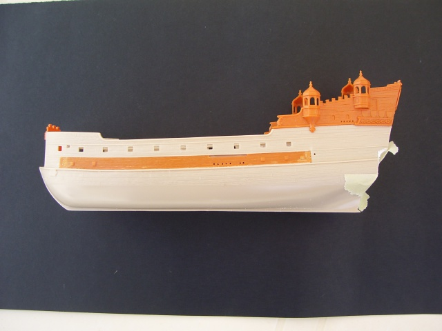 HMS ELIZABETHAN 1/200  771396Photo018