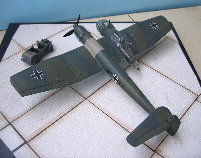 [Airfix) Blohm Voss 141 771903BV14103