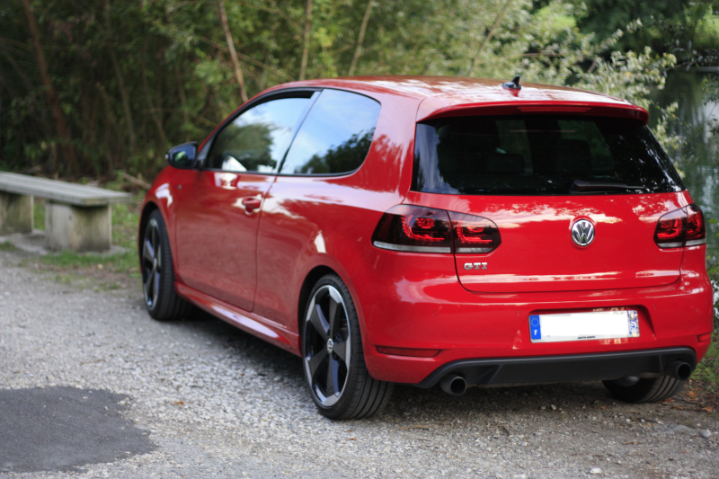 Golf GTI Edition 35 de Wool16 772179MG8177