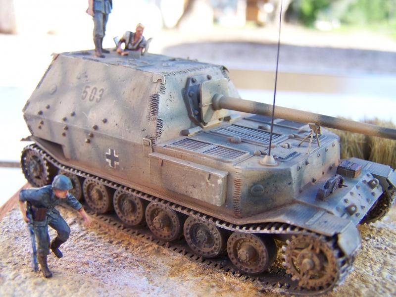 Sdkfz184 Ferdinand Koursk 1943 7731991005280