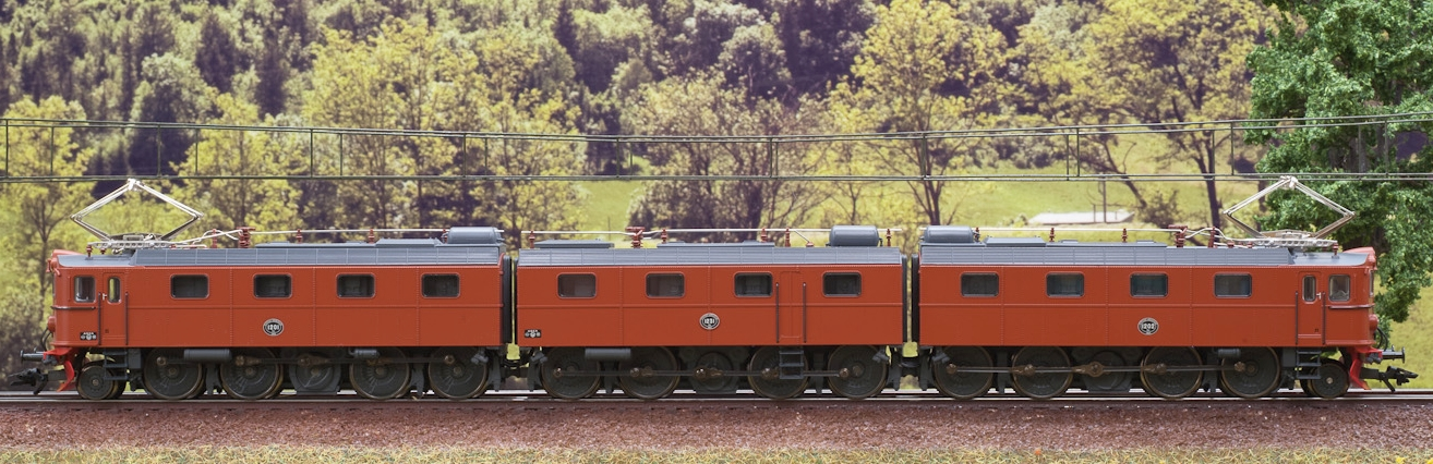 Les machines D/Da/Dm/Dm3 (base 1C1) des chemins de fer suèdois (SJ) 773514Marklinsjdm33775307