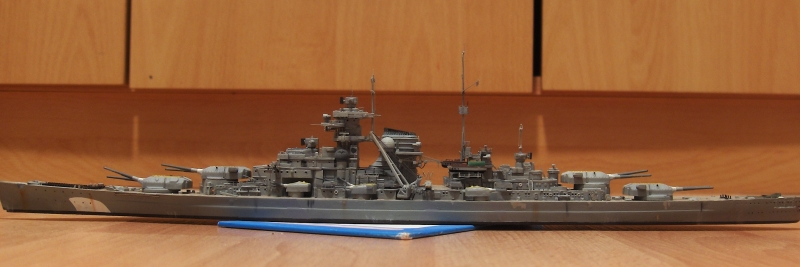 Bismarck 1/700 [Trumpeter] - Page 6 774129HPIM2227