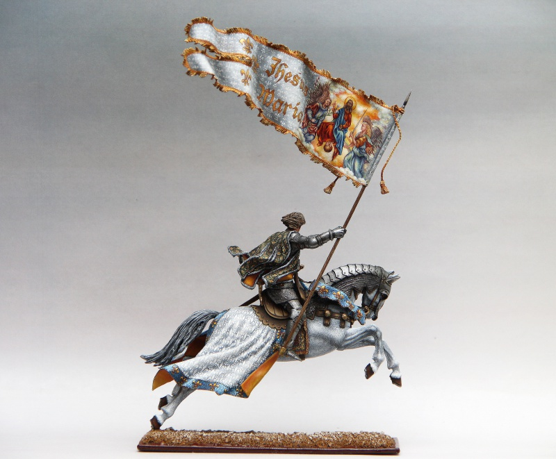 Jeanne d'Arc - Bataille de Patay - 18 Juin 1429 774197JeannedArcDroit