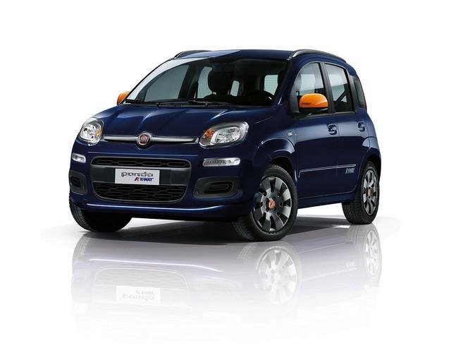 Commercialisation de la nouvelle Fiat Panda K-Way® 774590150223FiatPandaKWay01