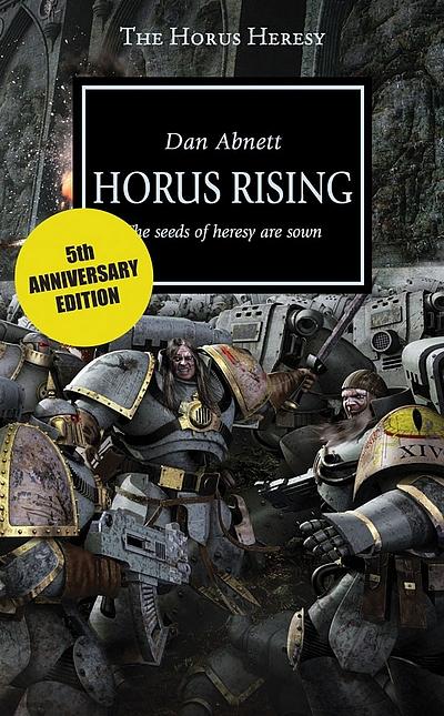 L'Ascension d'Horus de Dan Abnett, l'Hérésie d'Horus Tome 1 774747horusrisinganniversary