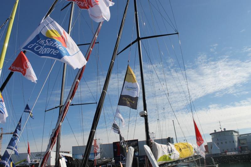 Visite du village et du ponton du Vendée Globe le 25/10/16 774988IMG4587
