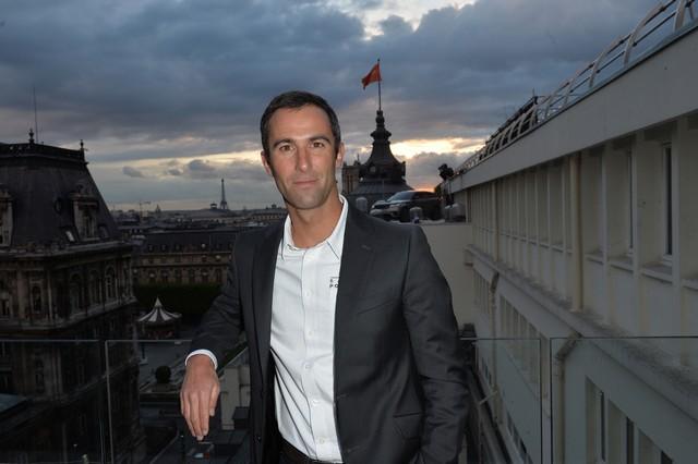 Le Range Rover Velar s'est dévoilé sur les toits de Paris 775409corpo0060