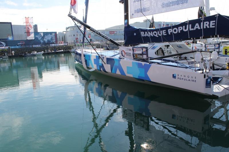 Visite du village et du ponton du Vendée Globe le 25/10/16 776455IMG4607