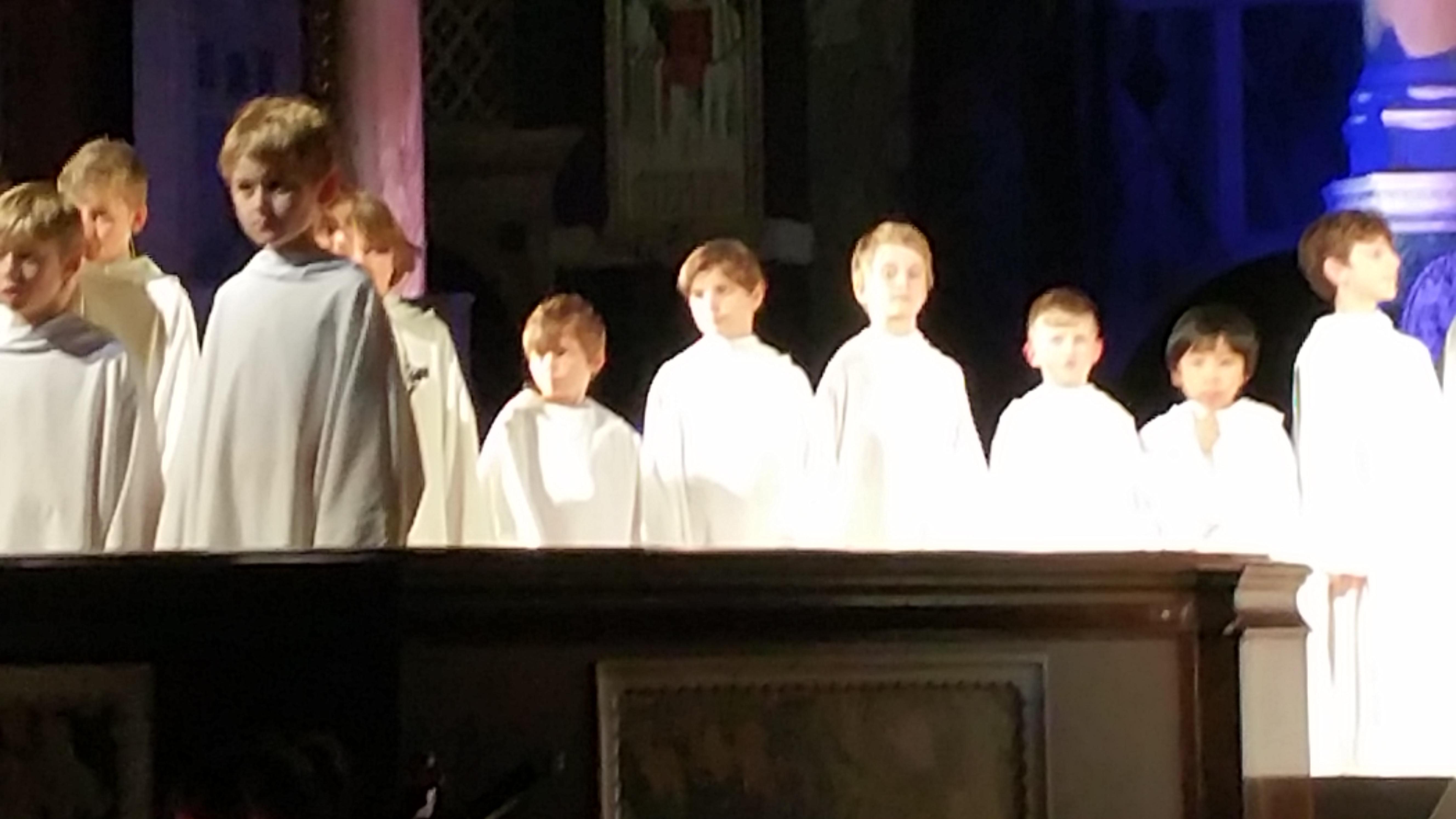 Concert à la cathédrale de Westminster (initialement St George's) le 1er décembre 2017 - Page 3 77691220171201220342