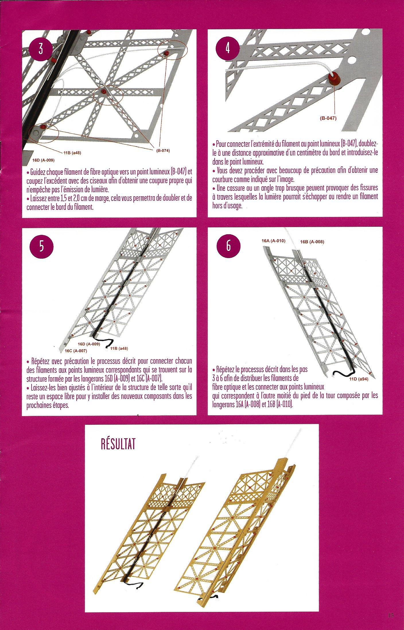 Numéro 16 - Je construis la Tour Eiffel - Tout le monde aime la Tour 77721416c