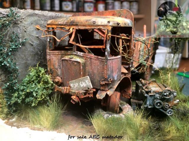 AEC Matador for sale AFV 1/35 - Page 2 777233IMG3972