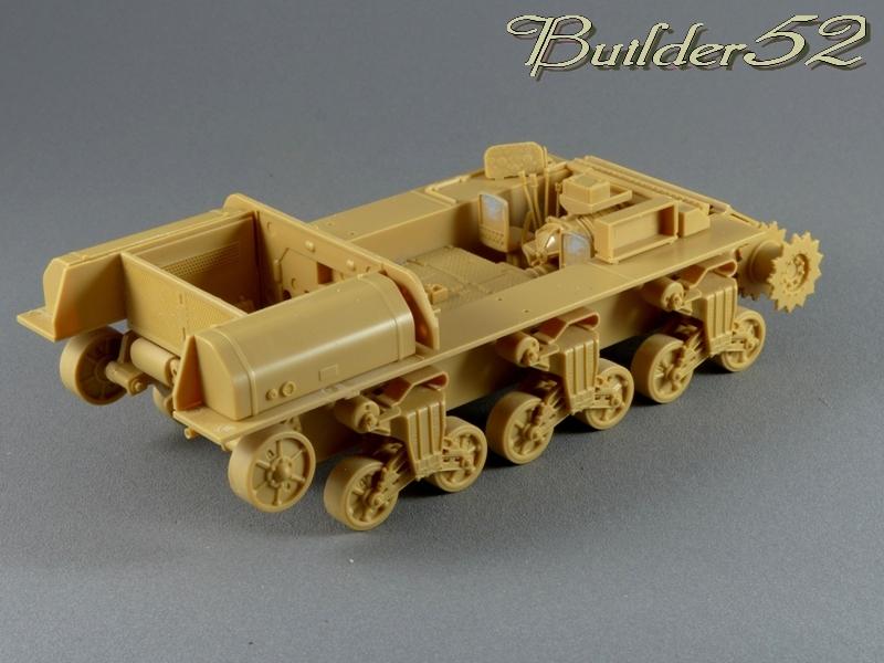 Achilles Tank Destroyer - Academy-Italeri + RB Model + set Blast 1/35 777348P1030773