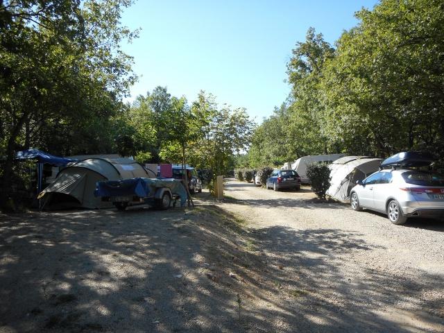 Camping le Vieux Chêne à Bauduen Lac St Croix 777648DSCN0140