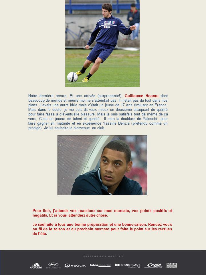 """OLWEB: """"Le site officiel de l'Olympique Lyonnais"""" 777986Diapositive5"""