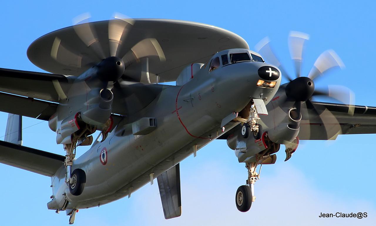 Grumman Hawkeye EC-2 Marine Nationale le 22.11.12 778428IMG9409filtered
