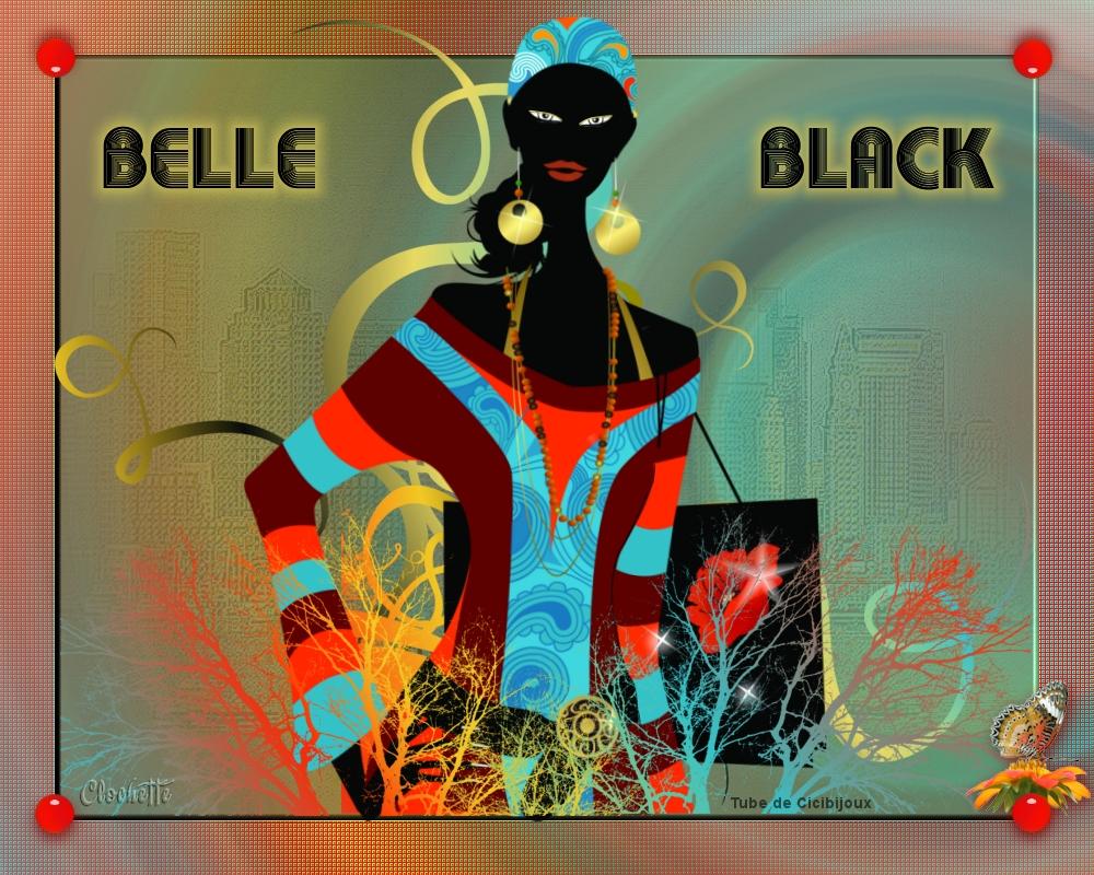 BELLE BLACKE / 2013 778483Belleblack