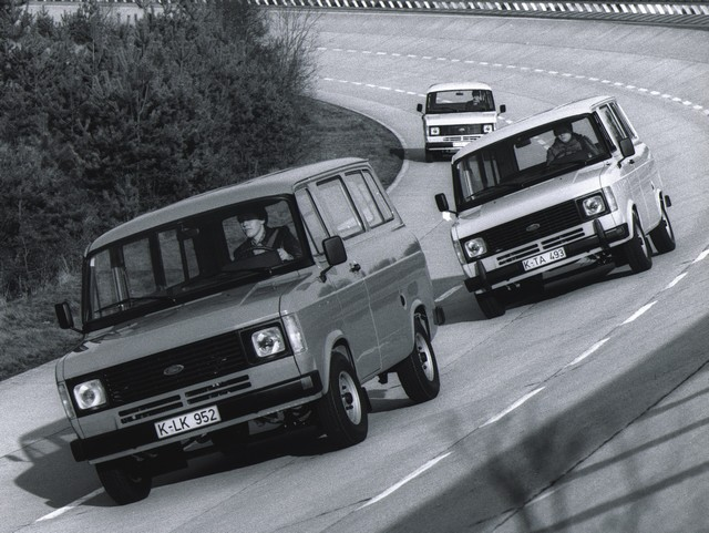 Le Ford Transit fête ses 50 ans ! 778588TransitCelebrations101