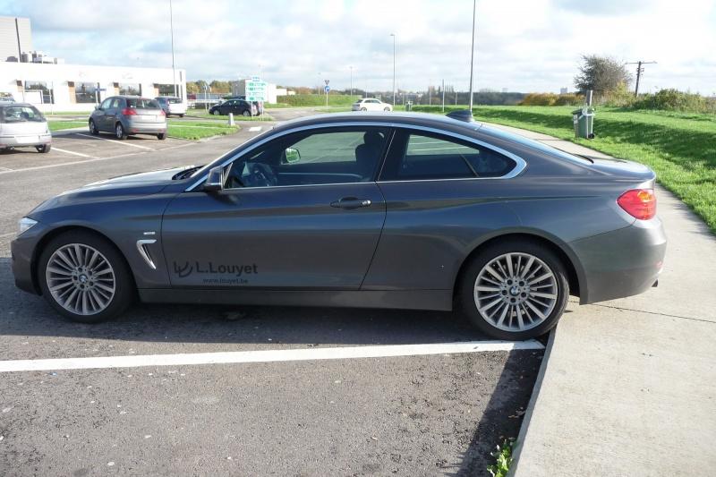 BMW 420D 163 cv 779160Profil