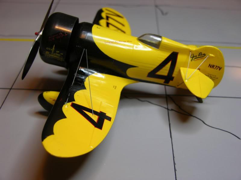 GeeBee « Z » racer  Williams 1/32 779227GeeBeeZ015