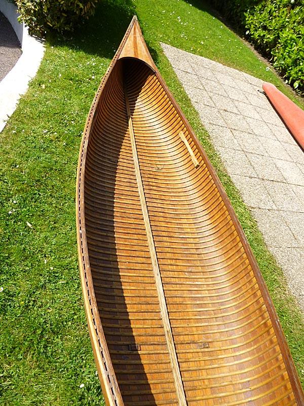 canoe bois...éviter les mauvaises surprises.... 780388C15