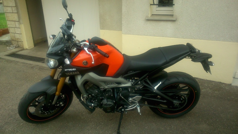 Photos de toutes les Yamaha MT-09 du forum ! :) 780503YDidier86