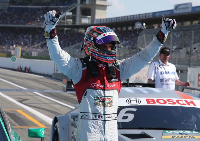 Edoardo Mortara est le premier vainqueur en DTM de la saison 2016  781403A163557medium