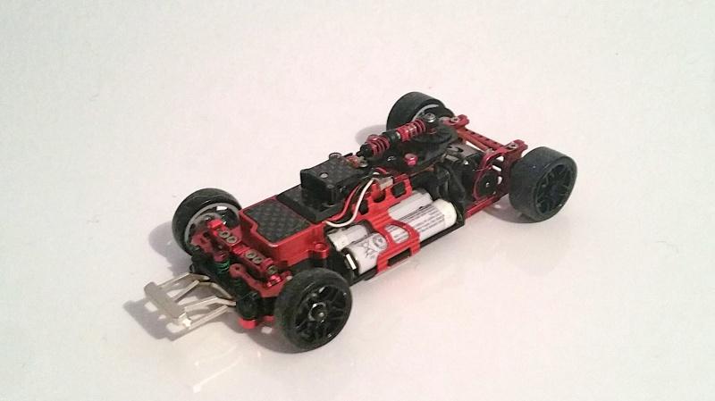 Kit LED sur châssis Xpower 781581chassiz